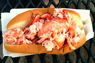 Photo of By Chloe - Boston, MA, United States. Lobster Roll