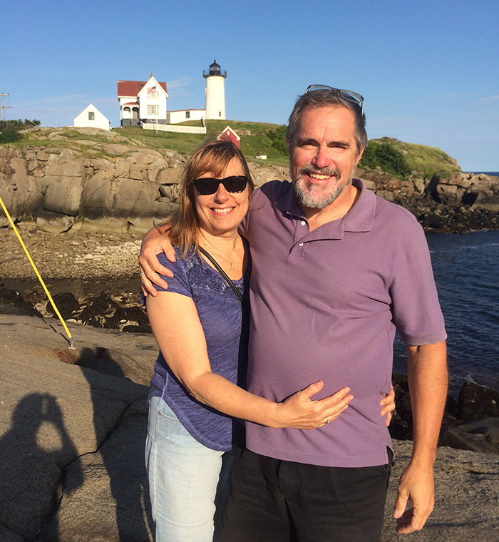 Steve and Jan Misarski - Millbury, MA