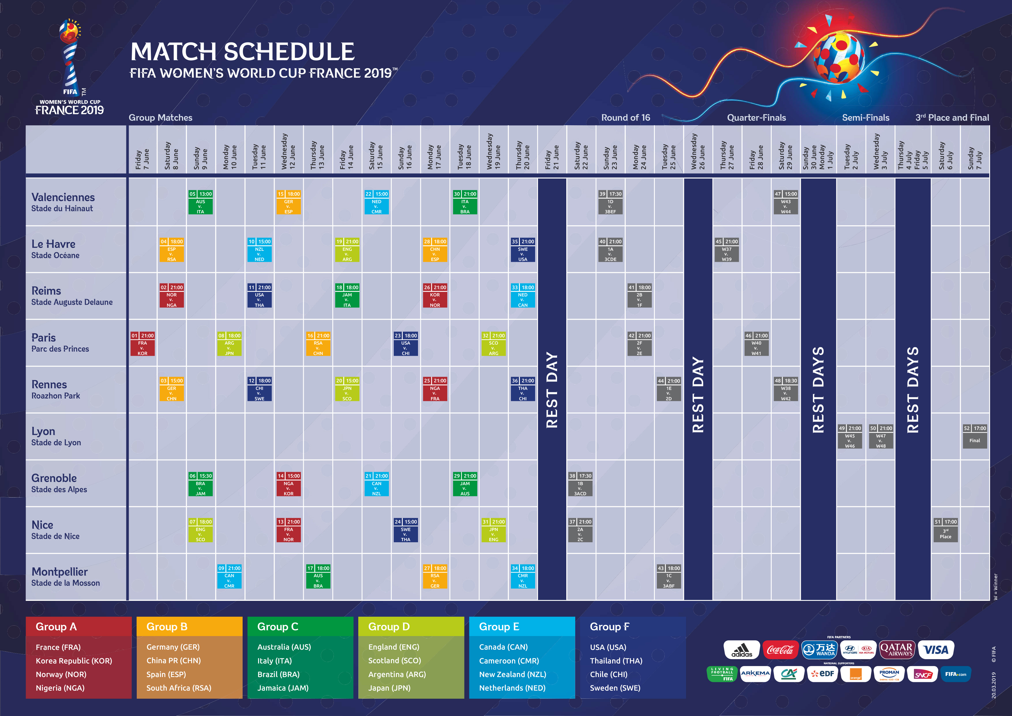 Pic of a world cup schedule tv canada pacific time usa