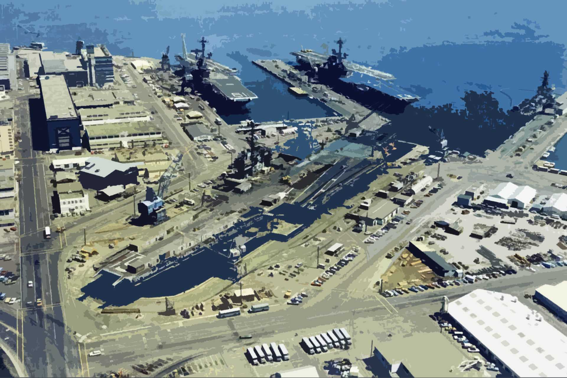 Hunters Point Shipyard Contamination, Cleanup and Development - NBC