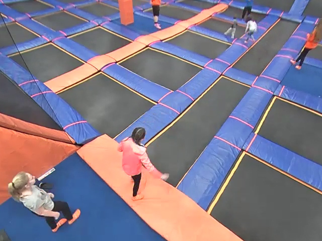 Injuries At Indoor Trampoline Parks On The Rise Safety